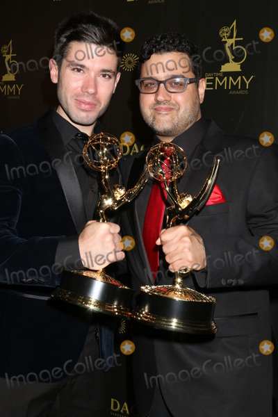 Andrew Gregory Photo - LOS ANGELES - APR 27  Kristos Andrews Gregori J Martin at the 2018 Daytime Emmy Awards - Creative at Pasadena Civic Auditorium on April 27 2018 in Pasadena CA