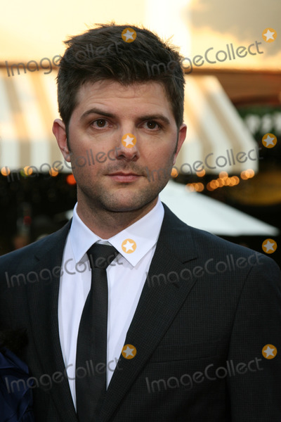 Adam Scott Photo - Adam Scott arriving at the Premiere of Step Brothers at Manns Village Theater in Westwood CA onJuly 15 2008