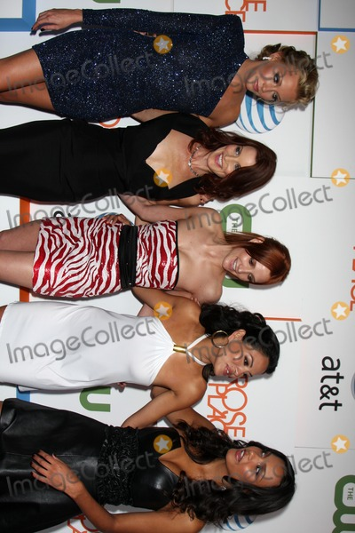 Cassidy Photo - Katie Cassidy Laura Leighton Ashlee Simpson-Wentz Stephanie Jacobsen and Jessica Lucas  arriving at  Melrose Place Premiere Party on Melrose Place in  Los Angeles CA on August 22 2009