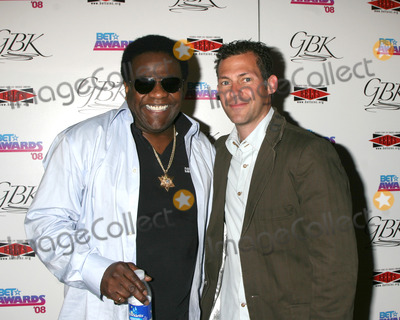 Al Green Photo - Al Green  Gavin B Keilly at the BET Awards GBK Gifting Lounge outside the Shrine Auditorium in Los Angeles CA onJune 24 2008