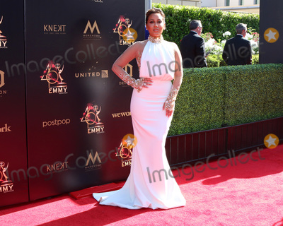Adrienne Bailon Photo - LOS ANGELES - MAY 3  Adrienne Bailon Houghton at the 2019 Creative Daytime Emmy Awards at Pasadena Convention Center on May 3 2019 in Pasadena CA