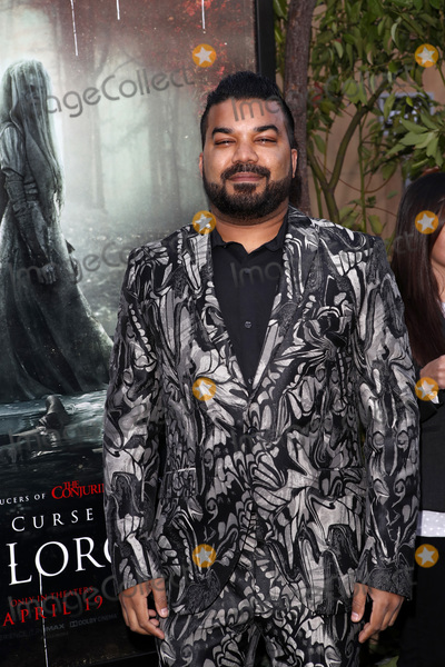 Adrian Dev Photo - LOS ANGELES - APR 15  Adrian Dev at the The Curse Of La Llorona Premiere at the Egyptian Theater on April 15 2019 in Los Angeles CA