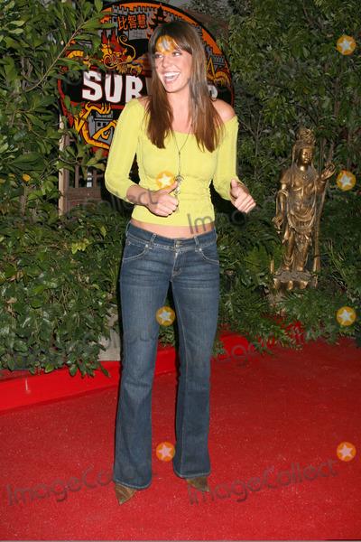 Amanda Kimmel Photo - Amanda Kimmel (Finished 3rd)Survivor China  FinaleCBS Television CityDecember 16 2007Los Angeles CA