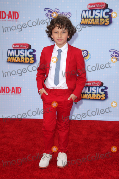August Maturo Photo - LOS ANGELES - FEB 25  August Maturo at the Radio DIsney Music Awards 2015 at the Nokia Theater on April 25 2015 in Los Angeles CA