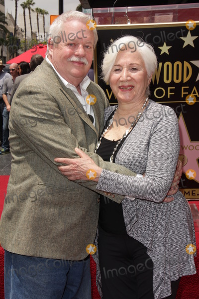 Armistead Maupin Photo - LOS ANGELES - MAY 24  Armistead Maupin Olympia Dukakis at the ceremony bestowing Olympia Dukakis with a Star on the Hollywood Walk of Fame at the Hollywood Walk of Fame on May 24 2013 in Los Angeles CA