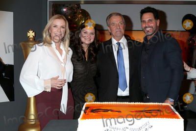 Katherine Kelly Photo - LOS ANGELES - FEB 7  Katherine Kelly Lang Heather Tom Eric Braeden and Don Diamont at the Eric Braeden 40th Anniversary Celebration on The Young and The Restless at the Television City on February 7 2020 in Los Angeles CA