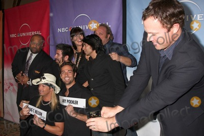Zach Levi Photo - Brett Michaels Zach Levi and Chuck Castarriving at the 2010 Winter NBC TCA Party Langford HotelPasadena CAJanuary 10 2010