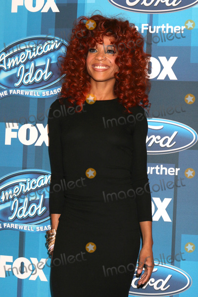 Tamyra Gray Photo - LOS ANGELES - APR 7  Tamyra Gray at the American Idol FINALE Arrivals at the Dolby Theater on April 7 2016 in Los Angeles CA