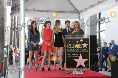 Harry Connick Jr Photo - LOS ANGELES - OCT 24  Charlotte Sarah Georgia and Harry Connick Jr Jill Goodacre at the Harry Connick Jr Star Ceremony on the Hollywood Walk of Fame on October 24 2019 in Los Angeles CA
