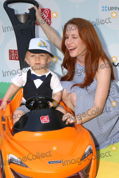 Amy Davidson Photo - LOS ANGELES - SEP 23  Lennox Lockwood Amy Davidson at the 6th Annual Red CARpet Safety Awareness Event at the Sony Pictures Studio on September 23 2017 in Culver City CA