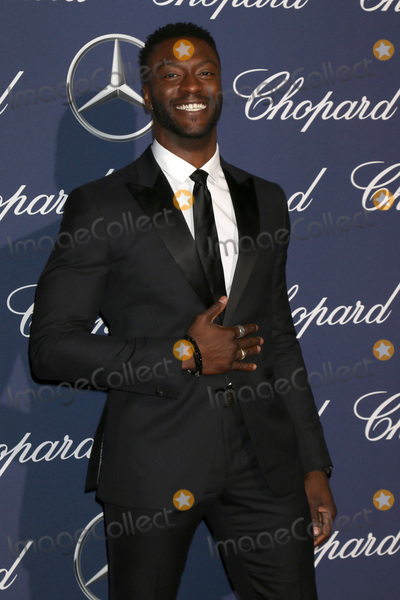 Aldis Hodges Photo - PALM SPRINGS - JAN 2  Aldis Hodge at the Palm Springs International FIlm Festival Gala at Palm Springs Convention Center on January 2 2017 in Palm Springs CA