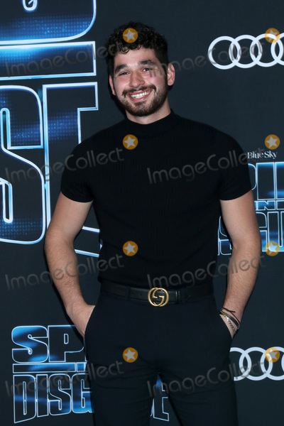 Alan Bersten Photo - LOS ANGELES - DEC 4  Alan Bersten at the Spies in Disguise Premiere at El Capitan Theater on December 4 2019 in Los Angeles CA