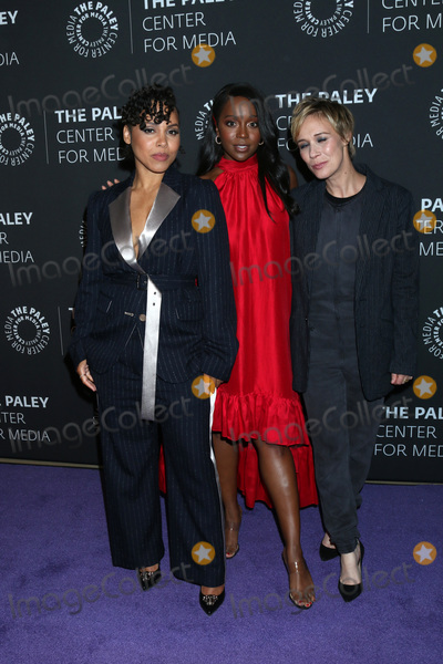 Amirah Vann Photo - LOS ANGELES - NOV 19  Amirah Vann Aja Naomi King Liza Weil at the  How To Get Away With Murder Final Season Celebration at Paley Center for Media on November 19 2019 in Beverly Hills CA