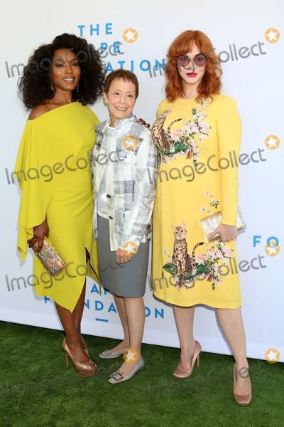 Angela Bassett Photo - LOS ANGELES - OCT 6  Angela Bassett Gail Abarbanel Christina Hendricks at  The Rape Foundations Annual Brunch at the Private Estate on October 6 2019 in Beverly Hills CA