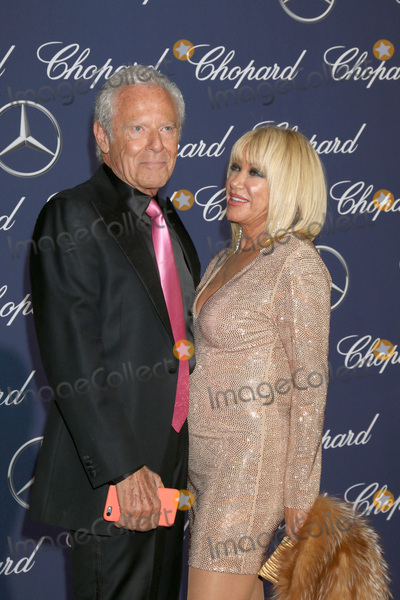 Alan Hamel Photo - PALM SPRINGS - JAN 2  Alan Hamel Suzanne Somers at the Palm Springs International FIlm Festival Gala at Palm Springs Convention Center on January 2 2017 in Palm Springs CA
