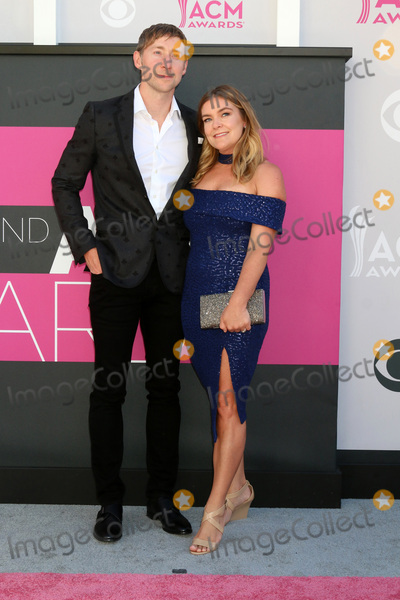 Ashley Gorley Photo - LAS VEGAS - APR 2  Ashley Gorley Guest at the Academy of Country Music Awards 2017 at T-Mobile Arena on April 2 2017 in Las Vegas NV