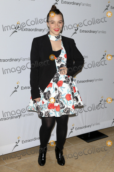 Renee-Felice Smith Photo - LAS VEGAS - APR 20  Renee Felice Smith at the Extraordinary Families Gala at the Beverly Hilton Hotel on April 20 2016 in Beverly Hills CA