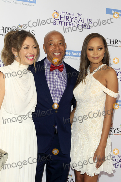 Russell Simmons Photo - LOS ANGELES - JUN 3  Rebecca Gayheart Russell Simmons Guest at the 16th Annual Chrysalis Butterfly Ball at the Private Estate on June 3 2017 in Los Angeles CA