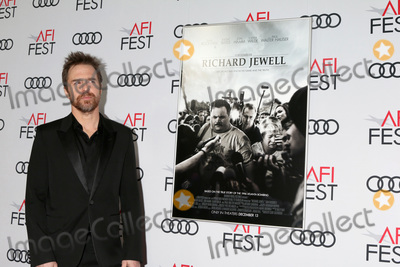 Sam Rockwell Photo - LOS ANGELES - NOV 20  Sam Rockwell at the AFI Gala - Richard Jewell Premiere at TCL Chinese Theater IMAX on November 20 2019 in Los Angeles CA