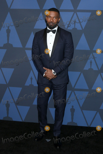 Jamie Foxx Photo - LOS ANGELES - OCT 27  Jamie Foxx at the 11th Annual Governors Awards at the Dolby Theater on October 27 2019 in Los Angeles CA