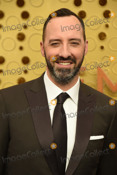 Tony Hale Photo - LOS ANGELES - SEP 22  Tony Hale at the Primetime Emmy Awards - Arrivals at the Microsoft Theater on September 22 2019 in Los Angeles CA
