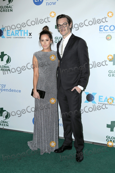 Christopher French Photo - LOS ANGELES - FEB 28  Ashley Tisdale Christopher French  at the 15th Annual Global Green Pre-Oscar Gala at the NeueHouse on February 28 2018 in Los Angeles CA