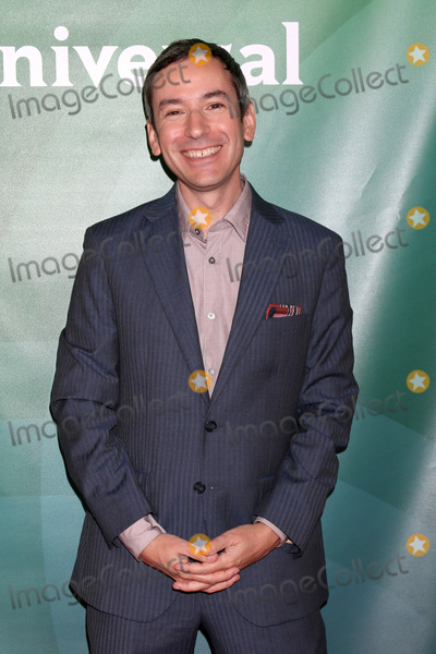 Andy Greenwald Photo - LOS ANGELES - JAN 11  Andy Greenwald at the NBCUniversal Winter Press Tour at the Langham Huntington Hotel on January 11 2020 in Pasadena CA