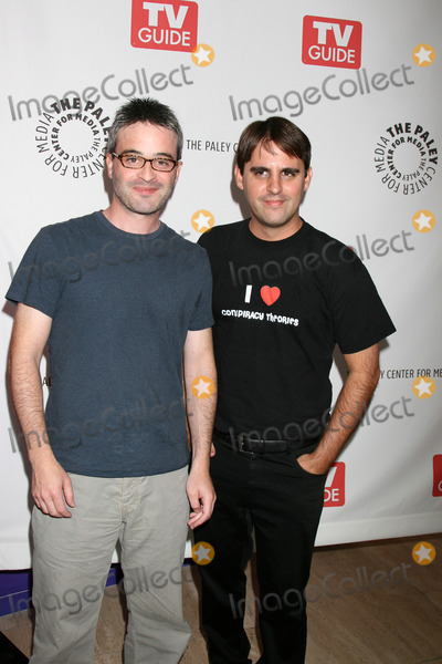 Alex Kurtzman Photo - Alex Kurtzman  Roberto Orci arriving at theFox Fall08 Preview at the Paley Center for Media in Beverly Hills CA onSeptember 5 2008