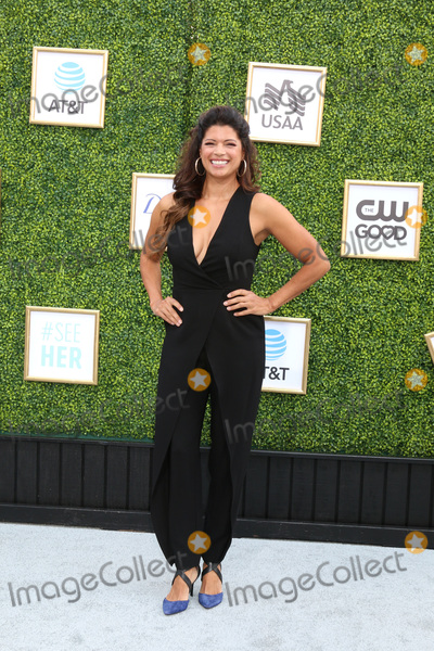 Andrea Navedo Photo - LOS ANGELES - OCT 14  Andrea Navedo at the CW Networks Fall Launch Event  at the Warner Brothers Studios on October 14 2018 in Burbank CA