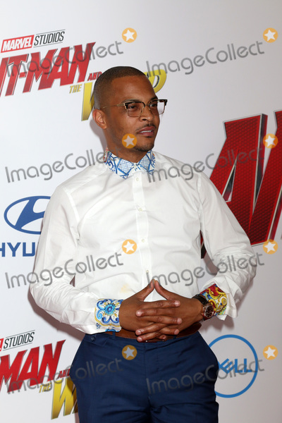 Tip Harris Photo - LOS ANGELES - JUN 25  TI Clifford Joseph Harris Jr Tip Harris at the Ant-Man and the Wasp Premiere at the El Capitan Theater on June 25 2018 in Los Angeles CA