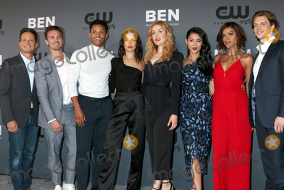 Riley Smith Photo - LOS ANGELES - AUG 4  Scott Wolf Riley Smith Tunji Kasim Maddison Jaizani Kennedy McMann Leah Lewis Alvina August Alex Saxon at the CWs Summer TCA All-Star Party at the Beverly Hilton Hotel on August 4 2019 in Beverly Hills CA