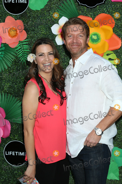 Natalia Cigliuti Photo - LOS ANGELES - MAY 20  Natalia Cigliuti Matt Passmore at the Lifetime TV Summer Luau at the W Hotel on May 20 2019 in Westwood CA