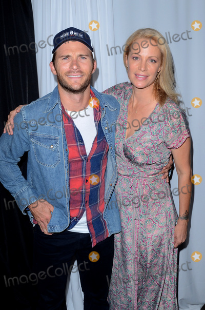 Scott Eastwood Photo - LOS ANGELES - SEP 14  Scott Eastwood Alison Eastwood at the The Chainsaw Artist Gallery Event at the Industry Loft on September 14 2019 in Los Angeles CA