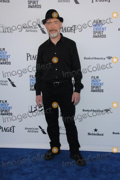 J K Simmons Photo - LOS ANGELES - FEB 27  JK Simmons at the 2016 Film Independent Spirit Awards at the Santa Monica Beach on February 27 2016 in Santa Monica CA