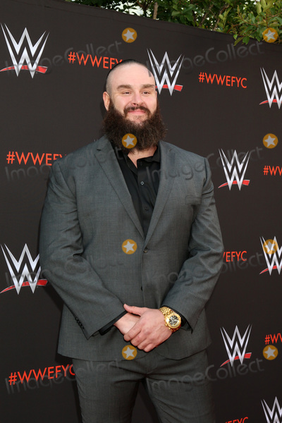 Braun Strowman Photo - LOS ANGELES - JUN 6   Braun Strowman at the WWE For Your Consideration Event at the TV Academy Saban Media Center on June 6 2018 in North Hollywood CA