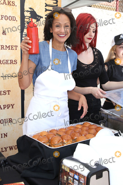 Anne-Marie Johnson Photo - LOS ANGELES - SEP 9  Anne-Marie Johnson guest at the Hollywood Chamber of Commerces Police and Fire Fighters Appreciation Day BBQ at the LAPD Hollywood Division on September 9 2016 in Los Angeles CA
