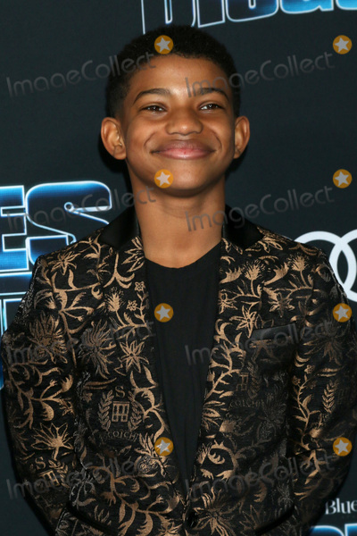 Lonnie Chavis Photo - LOS ANGELES - DEC 4  Lonnie Chavis at the Spies in Disguise Premiere at El Capitan Theater on December 4 2019 in Los Angeles CA
