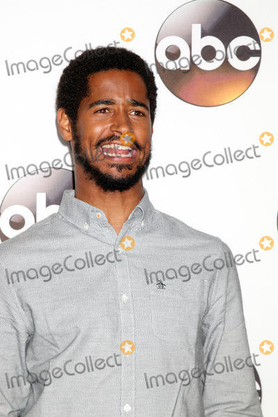 Alfred Enoch Photo - LOS ANGELES - JAN 10  Alfred Enoch at the DisneyABC TV TCA Winter 2017 Party at Langham Hotel on January 10 2017 in Pasadena CA