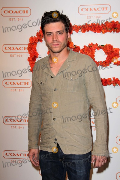 Francois Arnaud Photo - LOS ANGELES - APR 10  Francois Arnaud arrives at the Coachs 3rd Annual Evening of Cocktails and Shopping at the Bad Robot on April 10 2013 in Santa Monica CA