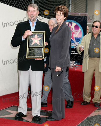 Alan Ladd Photo - Alan Ladd Jr  WifeAlan Ladd Jr Hollywood Walk of Fame CeremonyLos Angeles  CASeptember 28 2007