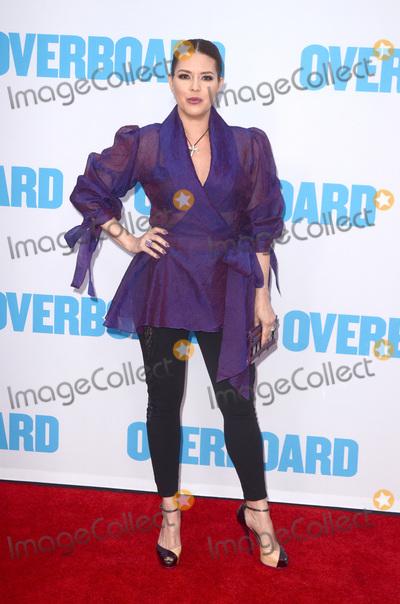 Alicia Machado Photo - LOS ANGELES - APR 30  Alicia Machado at the Overboard Los Angeles Premiere at the Village Theater on April 30 2018 in Westwood CA