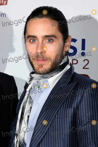 Jared Leto Photo - Jared Leto arriving at the YES on Prop 2 Campaign to stop Animal Crueltyat a private estate in BelAir CA onSeptember 28 2008