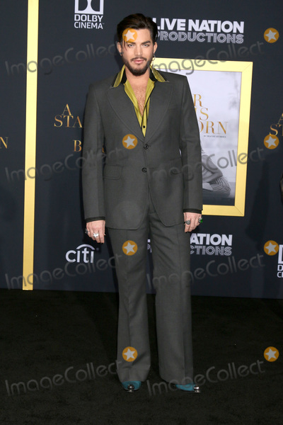 Adam Lambert Photo - LOS ANGELES - SEP 24  Adam Lambert at the A Star is Born LA Premiere at the Shrine Auditorium on September 24 2018 in Los Angeles CA