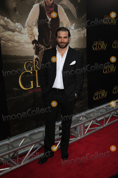 Alejandro Nones Photo - LOS ANGELES - MAY 31  Alejandro Nones arriving at the For Greater Glory Premiere at AMPAS Theater on May 31 2012 in Beverly Hills CA
