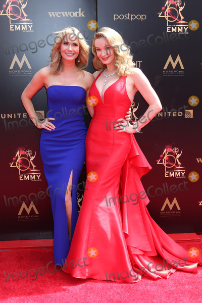 Ashley Jones Photo - LOS ANGELES - MAY 5  Ashley Jones Jennifer Gareis at the 2019  Daytime Emmy Awards at Pasadena Convention Center on May 5 2019 in Pasadena CA