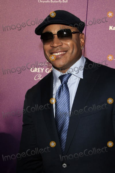 LL Cool J Photo - LOS ANGELES - JUN 9  LL Cool J arriving at 11th Annual Chrysalis Butterfly Ball at Private Residence on June 9 2012 in Los Angeles CA