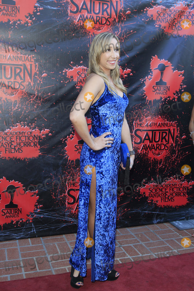 Ashley Edner Photo - LOS ANGELES - JUN 27  Ashley Edner at the Saturn Awards at the Castaways on June 27 2018 in Burbank CA