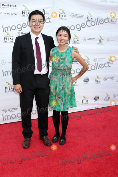Kwon Photo - LOS ANGELES - SEP 26  James Kwon Lee Ting Ting Ng at the Catalina Film Festival Saturday Gala at the Avalon Theater on September 26 2015 in Avalon CA