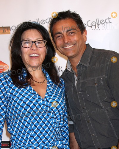 Anil Kumar Photo - LOS ANGELES - JUL 30  Kimberly Kumar Anil Kumar at the Mining For Ruby Special Screening at the The Downtown Independent on July 30 2014 in Los Angeles CA