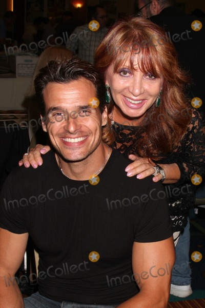 Antonio Sabato Jr Photo - LOS ANGELES - AUG 4  Antonio Sabato Jr mother appearing at the Hollywood Show at Burbank Marriott Convention Center on August 4 2012 in Burbank CA